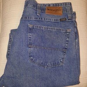 Men's Wrangler Jeans Sz.38